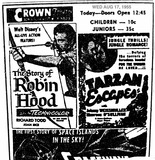 AD FOR ROBIN HOOD