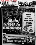AD FOR MAIN STREET TO BROADWAY
