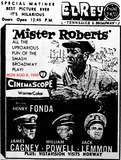 AD FOR MR ROBERTS