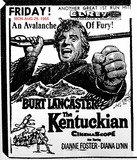 AD FOR THE KENTUCKIAN