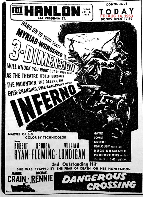 AD FOR INFERNO