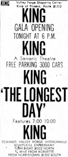 June 26th, 1963 grand opening ad