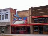 Liberty Theatre, Carnegie, OK
