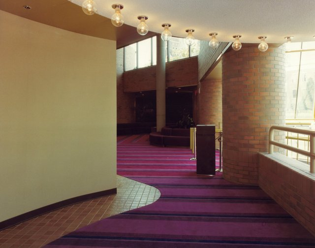 Upper lobby near Cinema #1