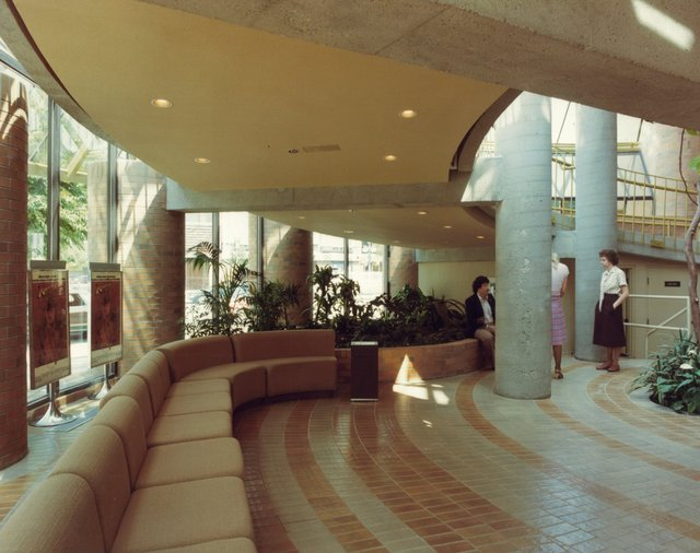 Original lower lobby