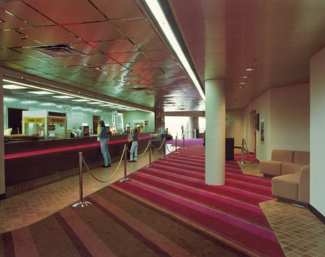 Original upper lobby