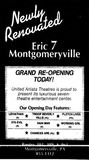 <p>March 24th, 1989 opening as a 7-plex cinema</p>