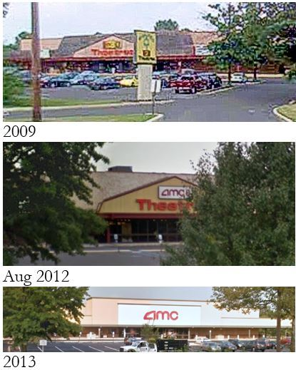 Amc Marlton 8 >> Amc Marlton 8 In Marlton Nj Cinema Treasures