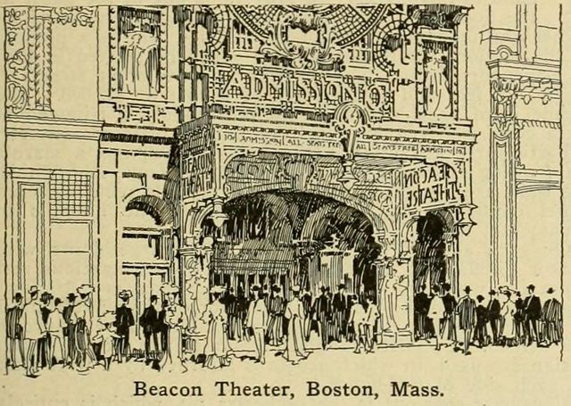 Beacon Theatre, Boston