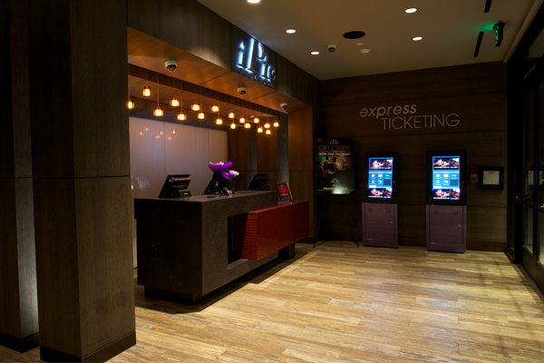 Ticketing Kiosks and Box Office