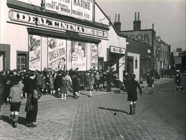 Ideal Cinema, King Street, Poplar