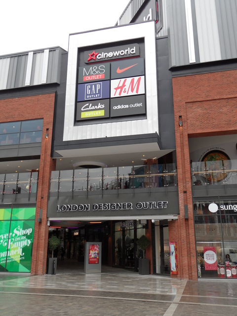 Cineworld Cinema - Wembley
