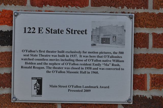 Plaque image courtesy of Joe Davis.