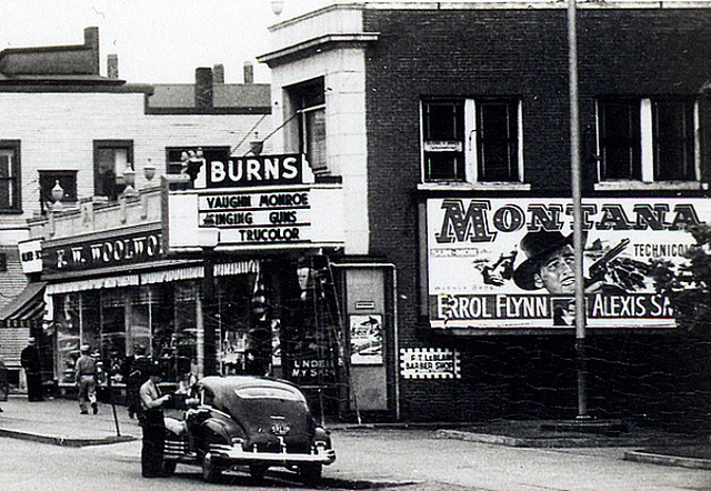 Burns Theater