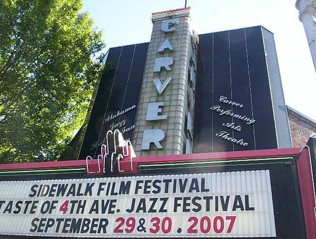 Carver Performing Arts Center