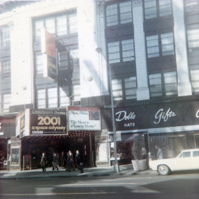 Cinerama & Penthouse