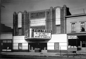 HOLLYWOOD Theatre, Kenosha, Wisconsin