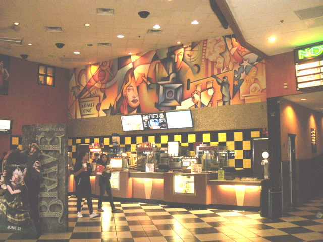 Cinemark Hollywood Movies 20
