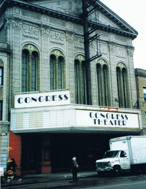 Congress Theater in 2001.