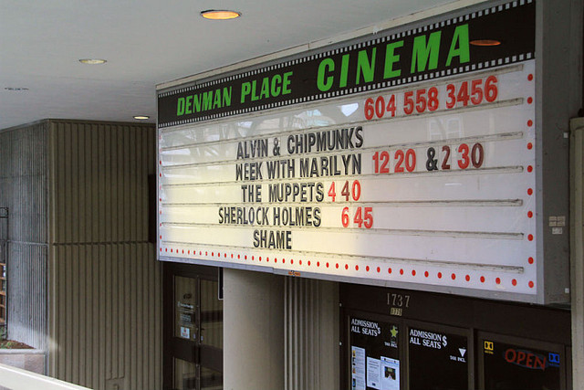 Denman Place Cinema