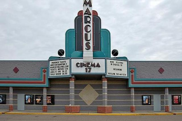 Hastings Movie Theatre  Marcus Theatres