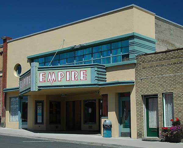 Tekoa Empire Theater