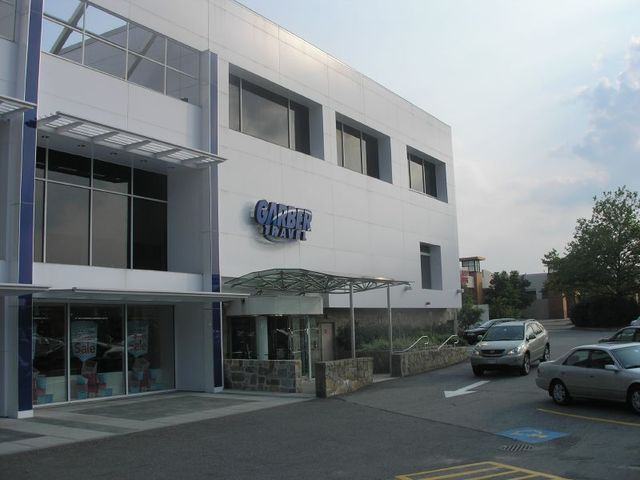 General Cinema Front Entrance