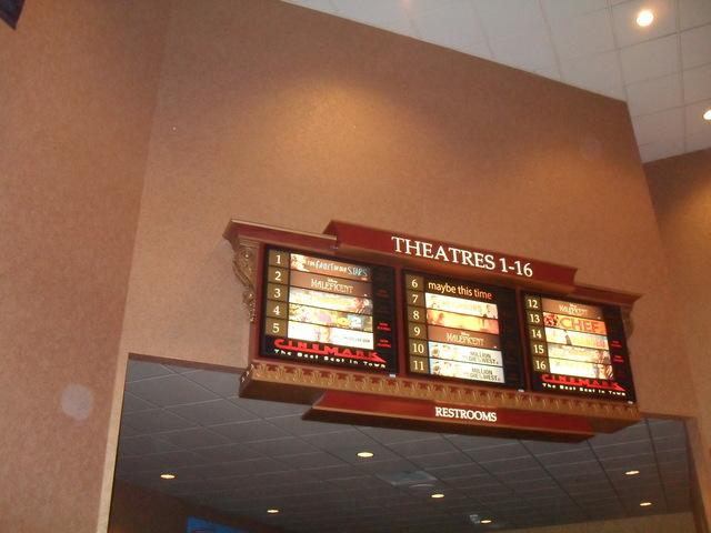Cinemark Mesa 16