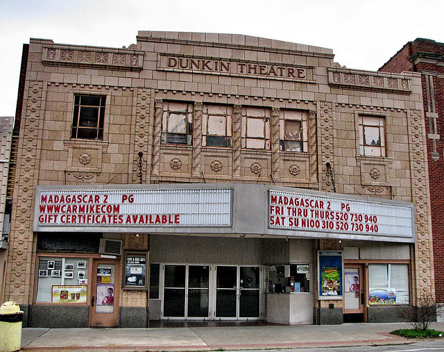 Dunkin Theatre, Cushing, OK