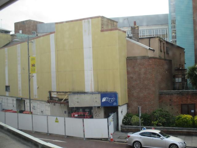 Demolition started