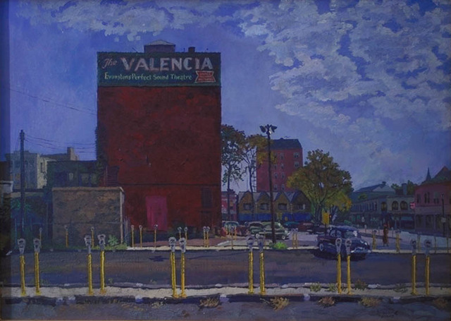 Valencia (Walter Burt Adams)