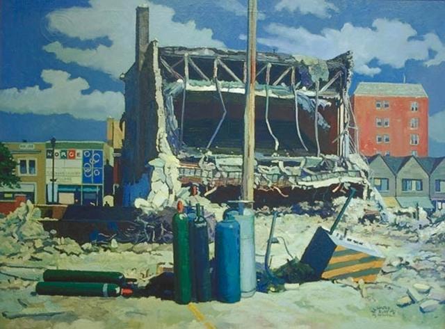 Valencia Demolition
