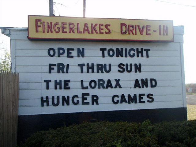 Finger Lakes Drive-In