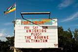 Fort Union Drive-In