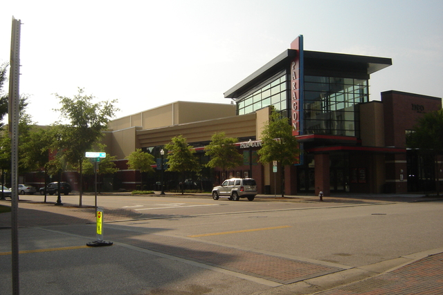 Cinemark City Center 12