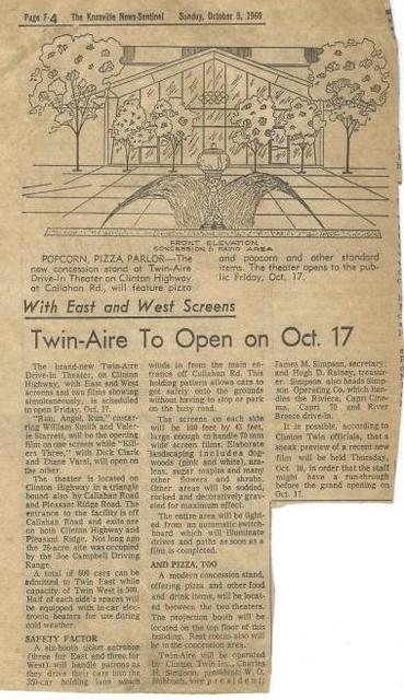 Twin Aire Drive-In
