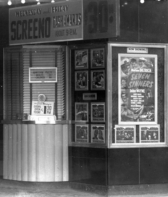 NEW REX Theatre; Chicago, Illinois.