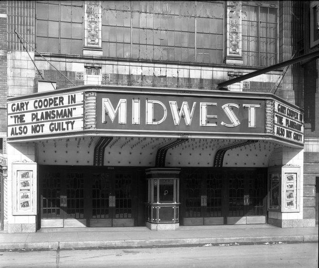 MIDWEST Theatre; Chicago, Illinois.
