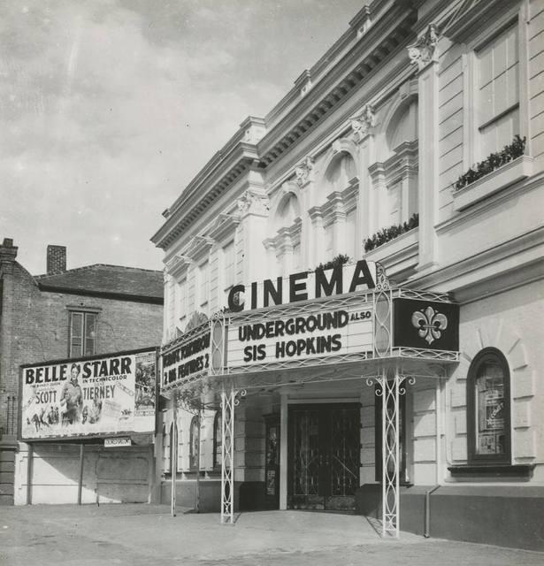 1941 photo courtesy of Catherine Samuel.