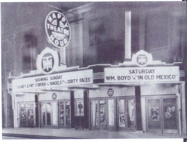 1938 photo courtesy of Raymond Campos.