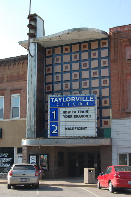 Taylorville Cinema