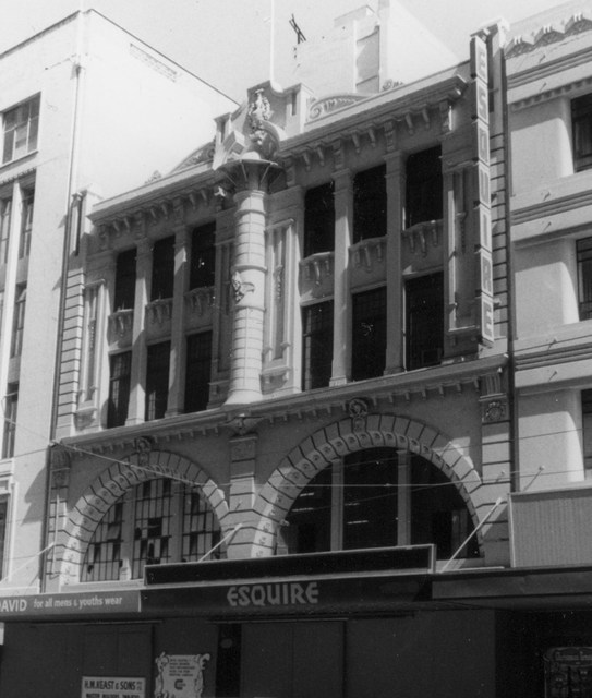 Hoyts Esquire in 1977