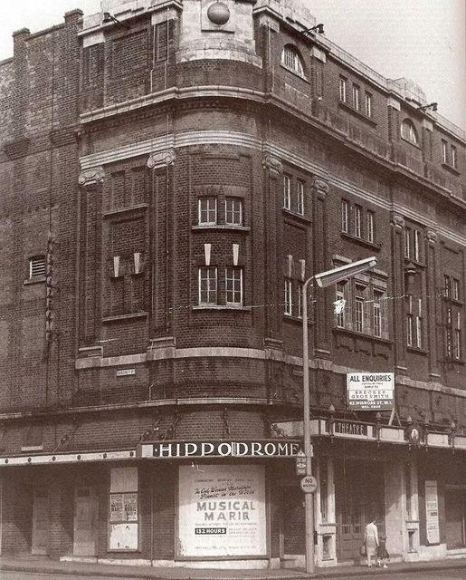 Hippodrome,Aldershot