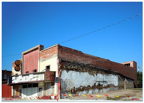 Redskin Theater, Wetumka, OK