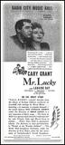 "Cary Grant stars in ""Mr. Lucky at RCMH"