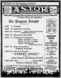 October 3rd, 1928 grand opening ad