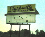 Clarksville Drive-In
