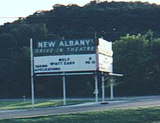 New Albany Drive-In