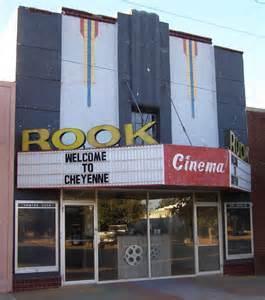 Rook Theater, Cheyenne, OK