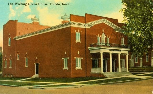 Wieting Opera House